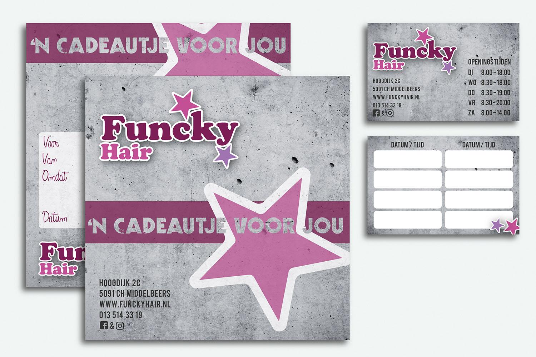 Cadeaubon Funcky Hair