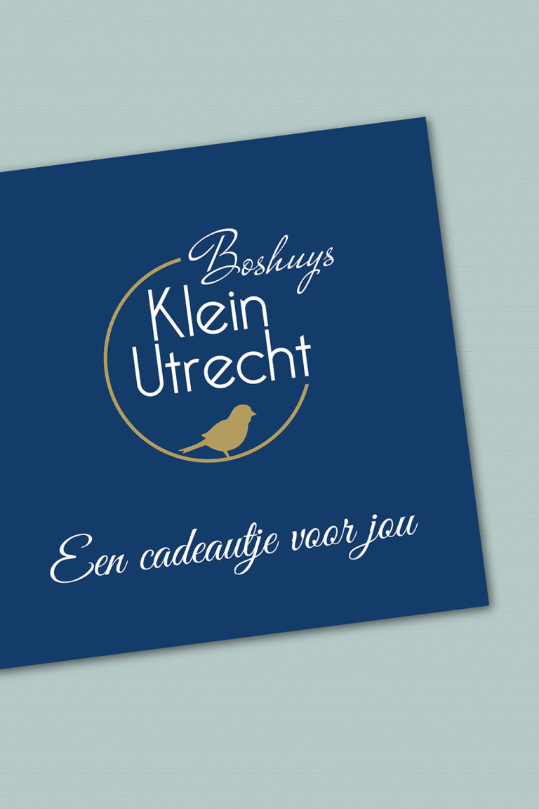 Boshuys klein Utrecht
