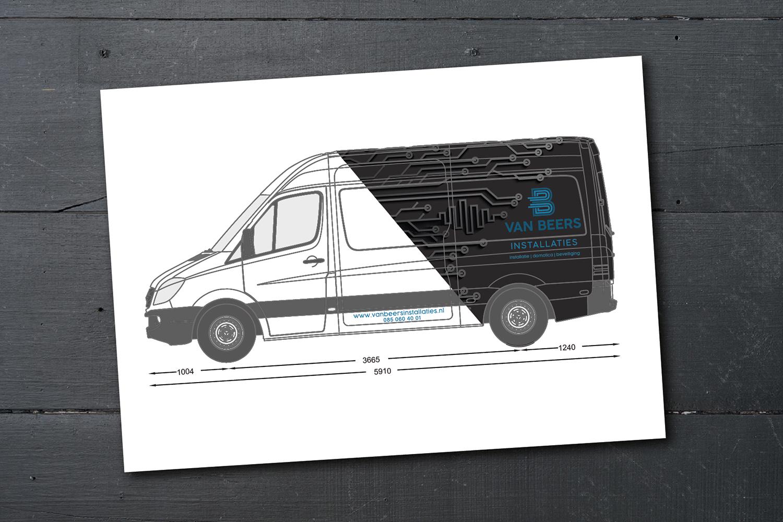 signing van Beers installaties