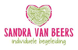 Logo Sandra van Beers individuele begeleiding